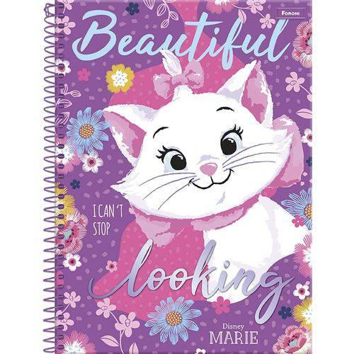 2 X Cadernos 15 Matérias Capa Dura 2019 Marie 300 Folhas Cada