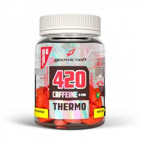 X-Fire Caffeine 420 (20 Tbs) Body Action
