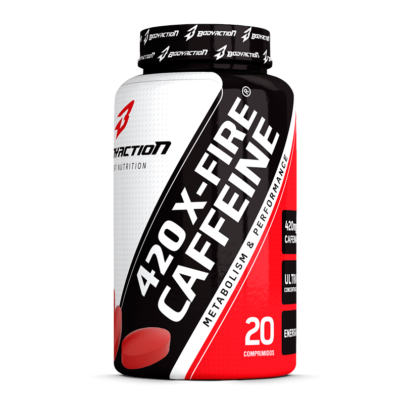 X-Fire Caffeine 420 (20comp) Body Action