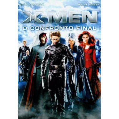 X-Men o Confronto Final - DVD Filme Ação