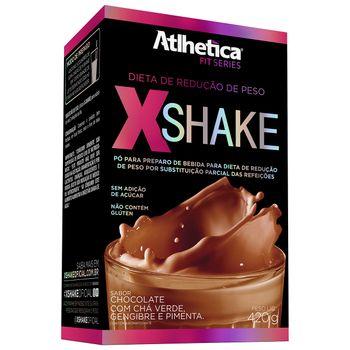 X-SHAKE 420g - Atlhetica Nutrition X-SHAKE 420g Chocolate - Atlhetica Nutrition