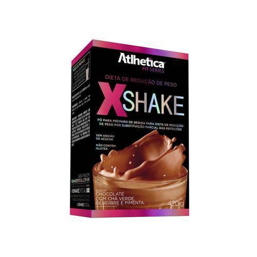 X-SHAKE ATLHETICA 420g - CHOCOLATE