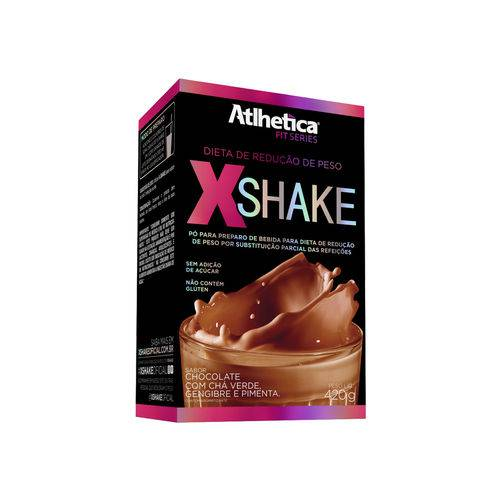 X-shake - Atlhetica Nutrition - Chocolate
