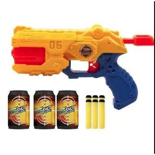 X-Shot TK6 6 Dardos 3 Latas #5532