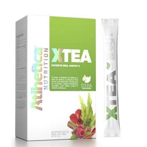 X-Tea 20 Sticks - Atlherica Nutrition - 140g