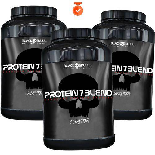 3x Whey/wey Protein/proten 834g = 2,5kg Melhor que Gold/on