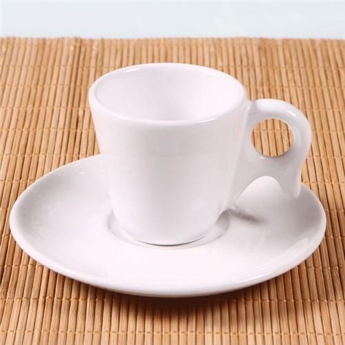 Xícara de Chá com Pires Genova 200ml Hotel Oxford DIVERSOS