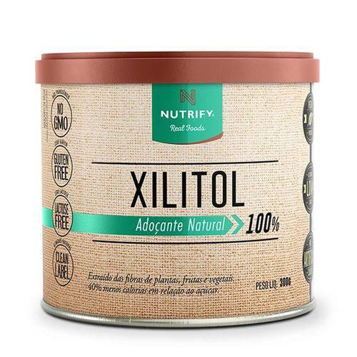 Xilitol - 300g - Nutrify
