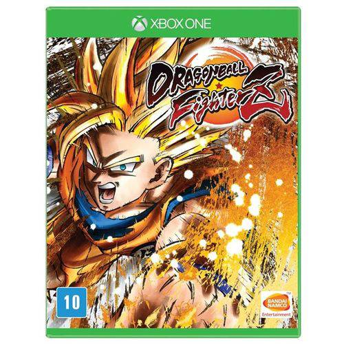 Xone Dragon Ball Fightterz Ed Padrao