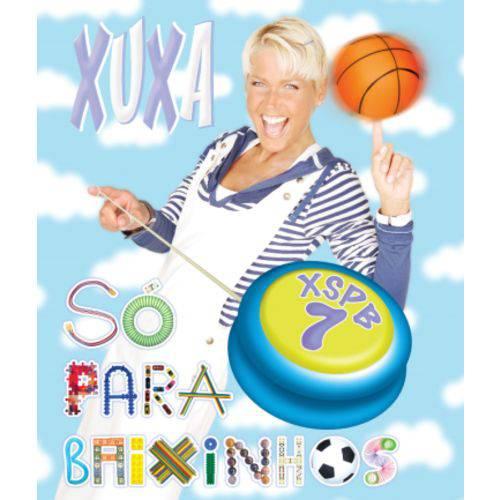 Xuxa So para Baixinhos 7 – BLU-RAY