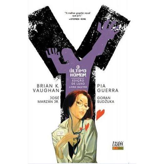 Y - o Ultimo Homem - Vol 4 - Panini