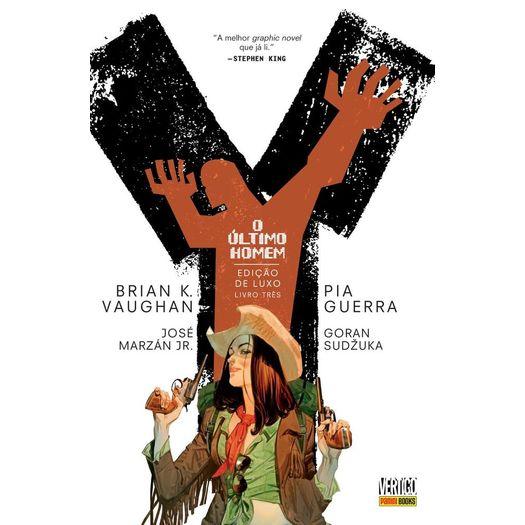 Y - o Ultimo Homem - Vol 3 - Panini