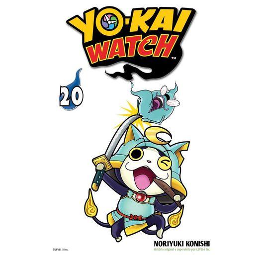 Yo Kai Watch 20 - Panini
