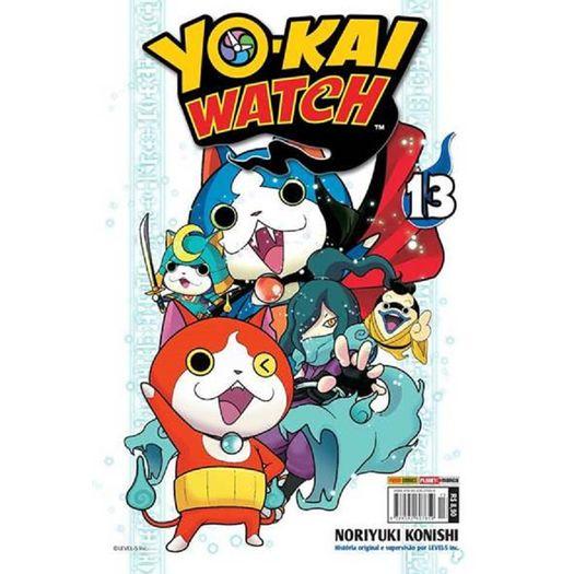 Yo Kai Watch 13 - Panini