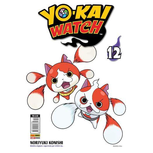 Yo Kai Watch 12 - Panini