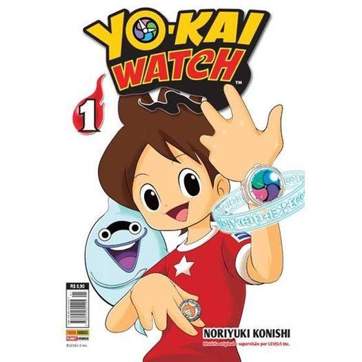 Yo Kai Watch 1 - Panini