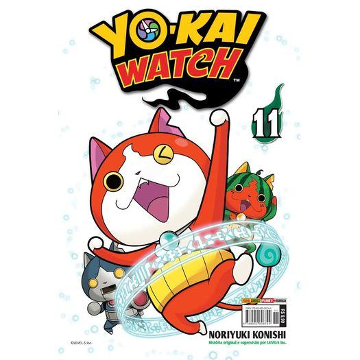 Yo Kai Watch 11 - Panini