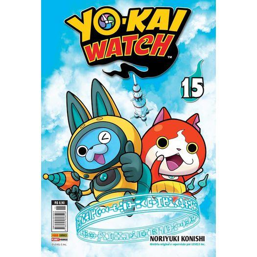 Yo Kai Watch 15 - Panini