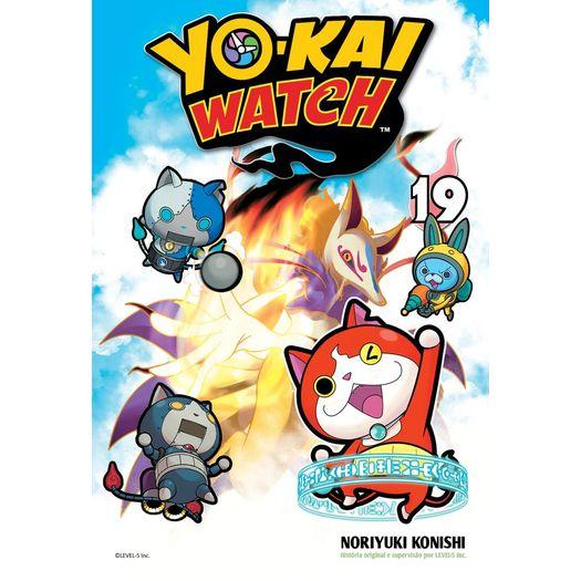 Yo Kai Watch 19 - Panini