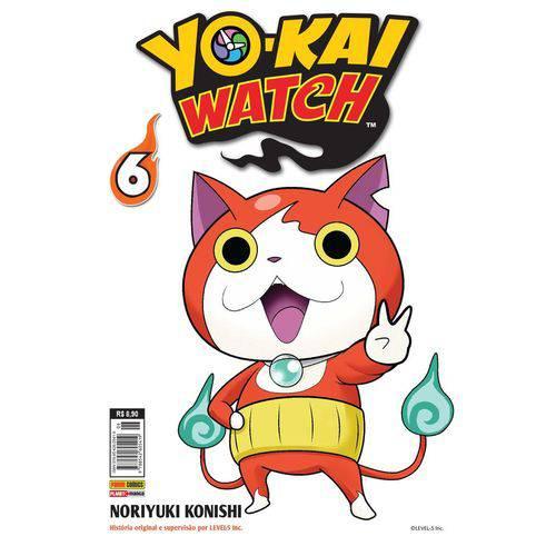 Yo Kai Watch 6 - Panini