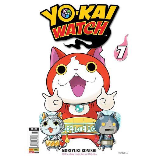 Yo Kai Watch 7 - Panini