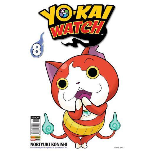 Yo Kai Watch 8 - Panini