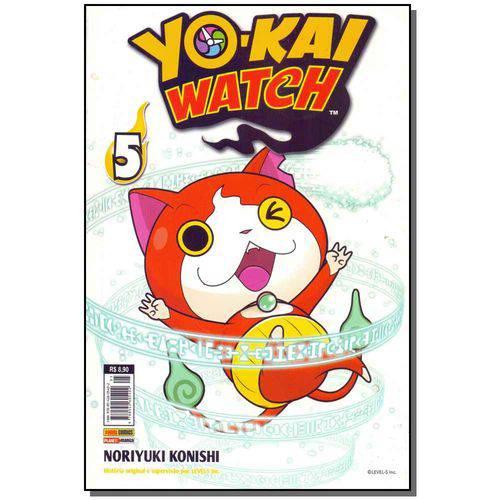Yo-kai Watch - Vol. 05