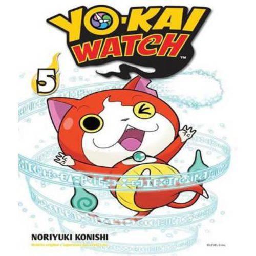 Yo-kai Watch - Vol 05