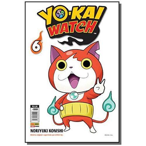 Yo-kai Watch - Vol. 06