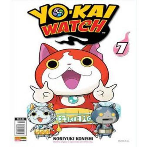 Yo-kai Watch - Vol 07