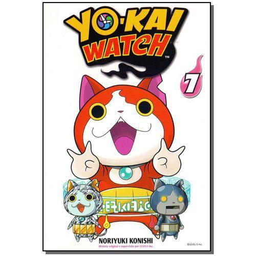 Yo-kai Watch - Vol. 07