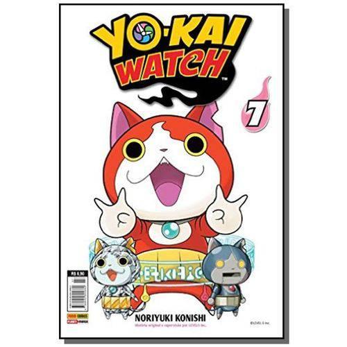 Yo-kai Watch Vol. 07