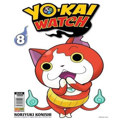 Yo-kai Watch - Vol 08