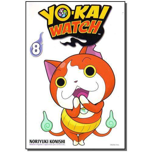 Yo-kai Watch - Vol. 08