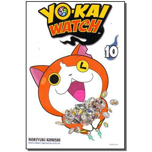 Yo-kai Watch - Vol. 10