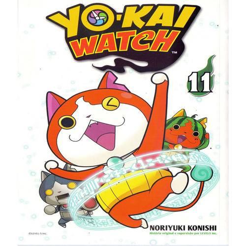 Yo-kai Watch - Vol 11