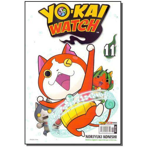 Yo-kai Watch - Vol.11