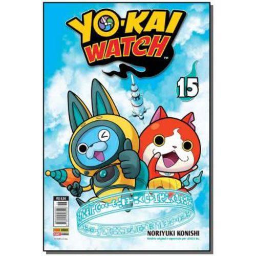 Yo-kai Watch Vol. 15