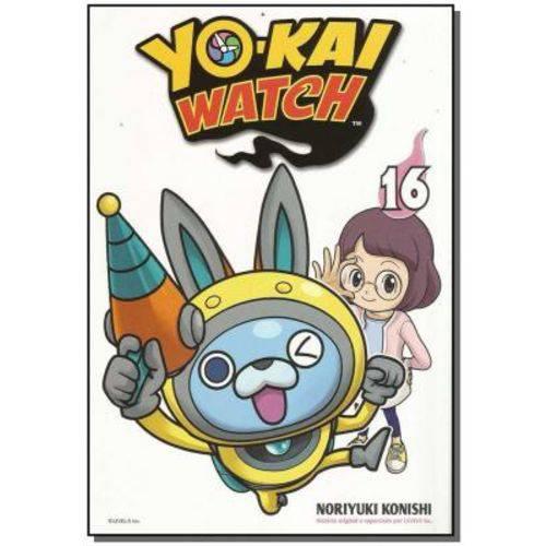Yo-kai Watch - Vol.16