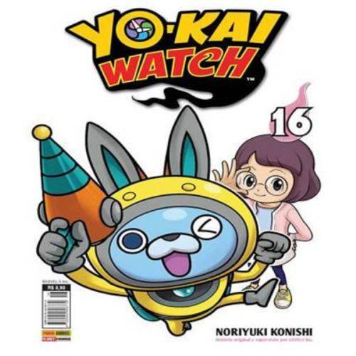 Yo-kai Watch - Vol 16