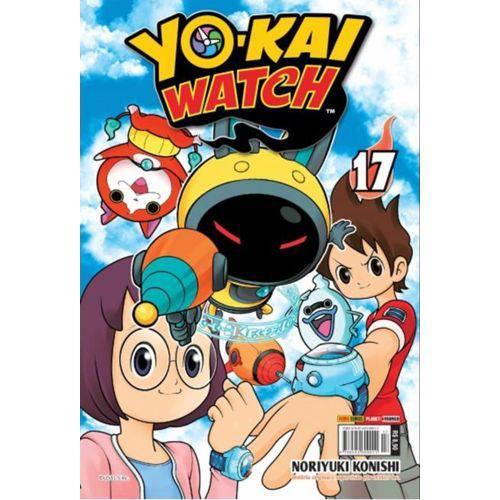 Yo-Kai Watch - Vol.17