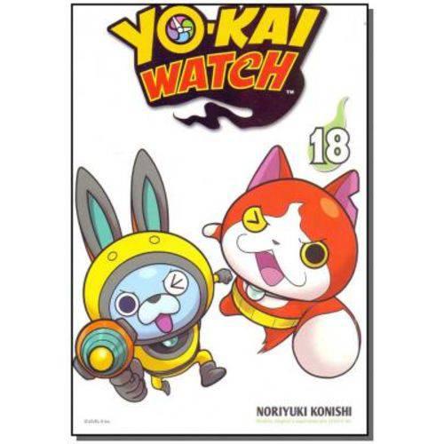 Yo-kai Watch - Vol.18