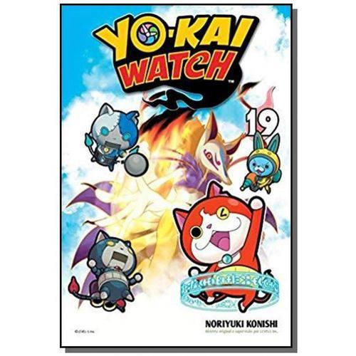 Yo-kai Watch - Vol.19