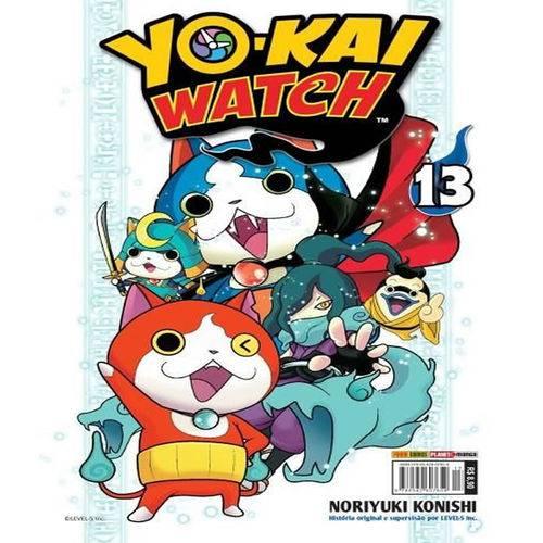 Yo-kai Watch - Vol 13