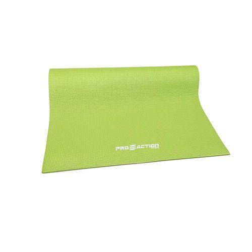 Yoga Mat PVC Verde Proaction