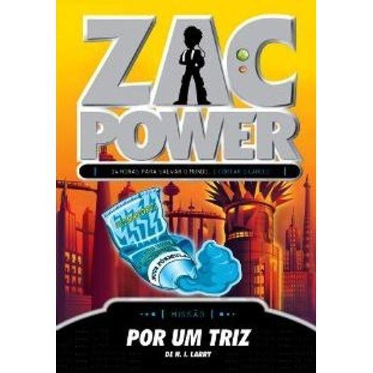 Zac Power 19 - por um Triz - Fundamento