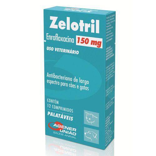 Zelotril 150mg - Agener União