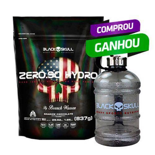 Zero.90 Hydro Refil (837g) - Black Skull