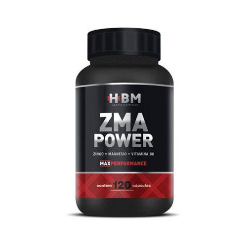 Zma Power 120 Cápsulas 600mg Hbm
