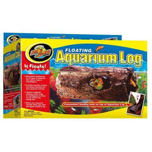 Zoomed Aquarium Log Fa-20 ( Tronco Flutuante Medio para Aquarios )